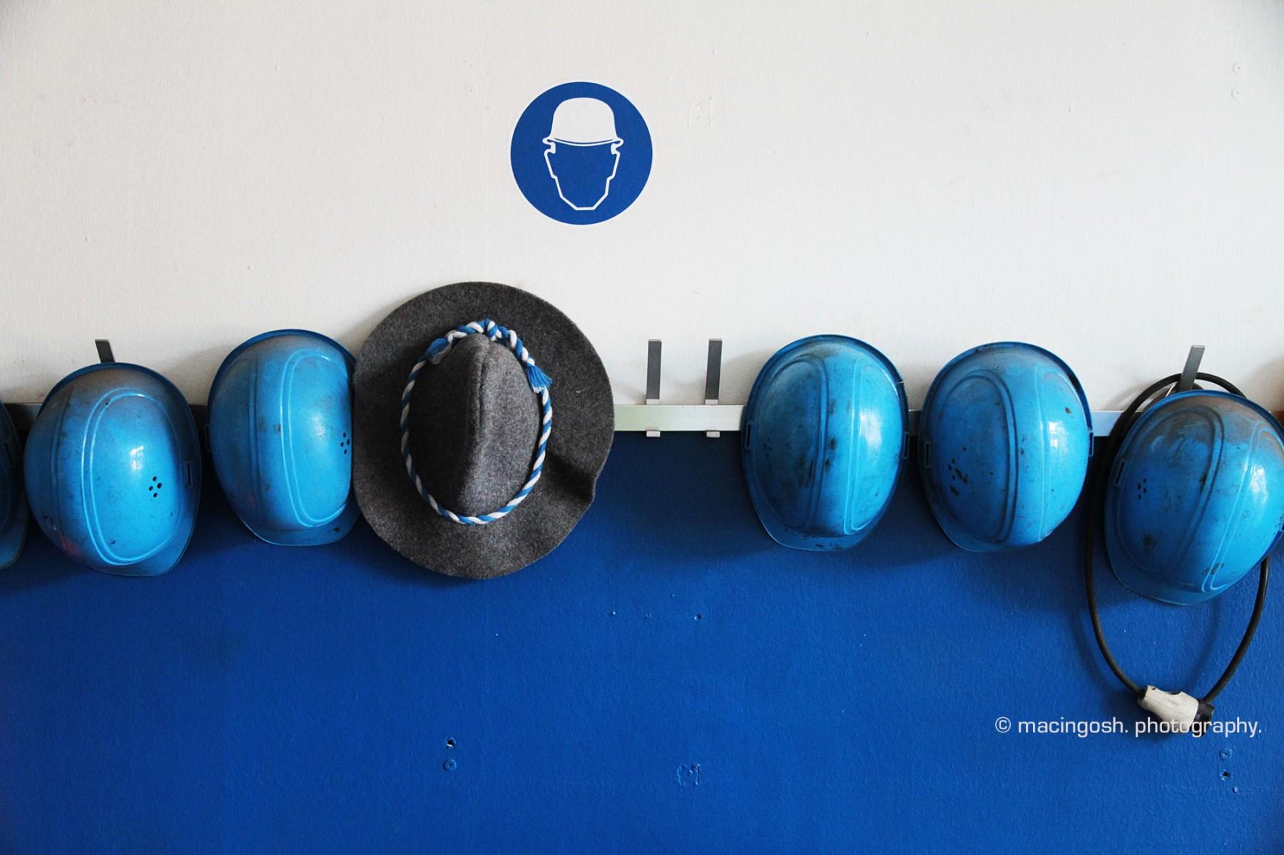helmets, bavarian hat, blue, white