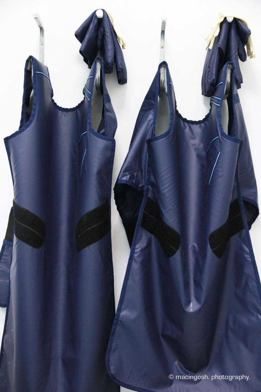 roentgenschutzkleidung, x-ray protection clothing, macingosh photography, munich